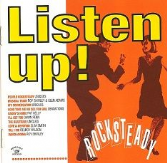 Various - Listen Up! Rocksteady (Kingston) CD